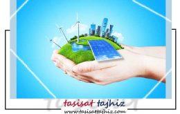 آبگرمکن خورشیدی و انرژی خورشیدی