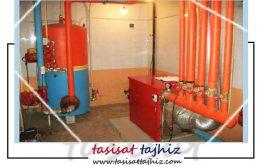 راه اندازی سیستم گرمایش مرکزی