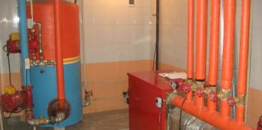 سیستم گرمایش مرکزی