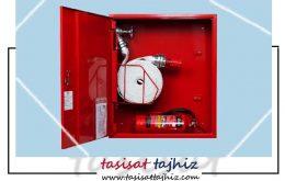 نکات مهم در خصوص جعبه آتشنشانی