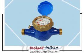 تعیین اندازه قطر کنتور آب